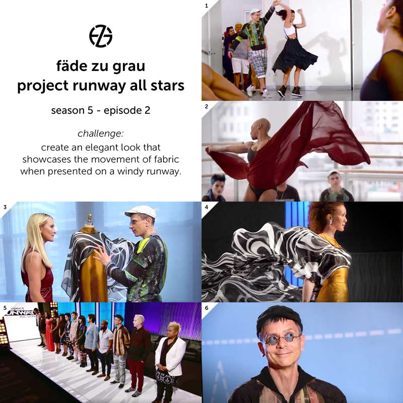 images from project runway all stars season 5, episode 2